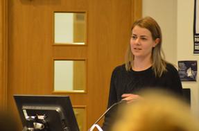 Rebecca Lefroy - Speaker at 'How to Enhance Your Portfolio'