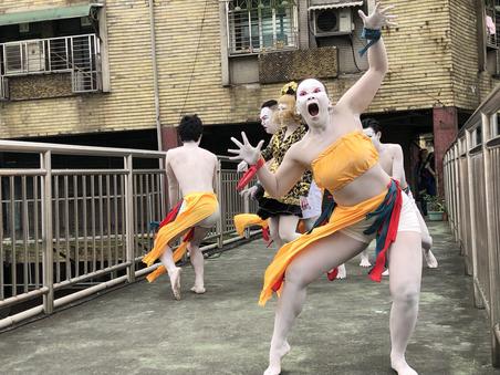 2019 我妻惠美子舞踏工作坊