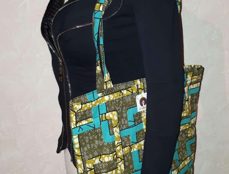 Sac wax /Tote Bag