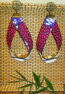 PITAYA / Boucles d'oreille