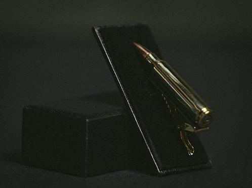 5.56 Brass Tie Clip