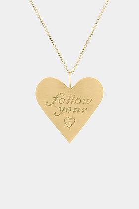 follow your heart medium