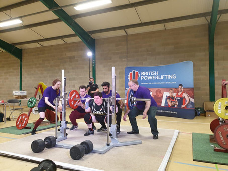 All England Powerlifting Championships