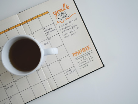 PLANNING A NEW PROGRAMME? Here are 8 guidelines to help you achieve your new goal…