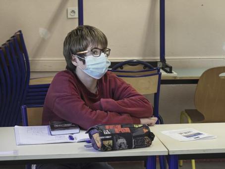 Les purificateurs d'air doivent trouver leur places dans les salles de classe