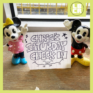 """""""CHRIS'S SAT. CHECK IN"""" VINYL MIX - MAY 8TH, 2021"""