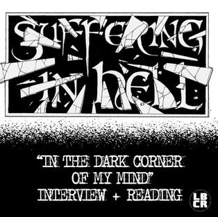 "Suffering In Hell - ""In The Dark Corner of My Mind"" interview + reading @ Lowbrim Studio 6.13.2021"
