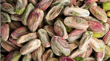 Wonderful Taste Of The Roasted Turkish Pistachio In Shell