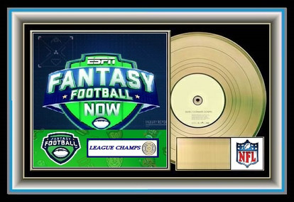 ESPN Fantasy Football - League Champions Plaque Award