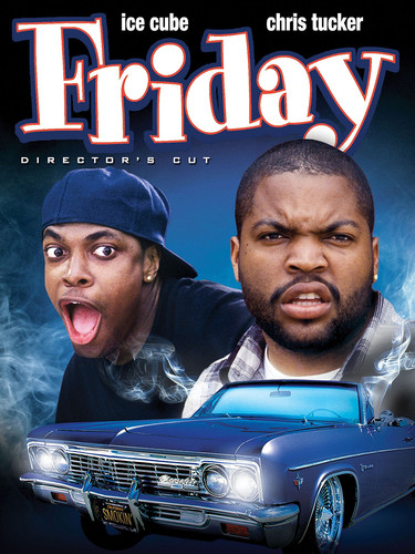 Friday Movie Cover Art.