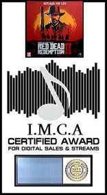 Digitals Sales I Red Dead Redemption 2 I.M.C.A. Award