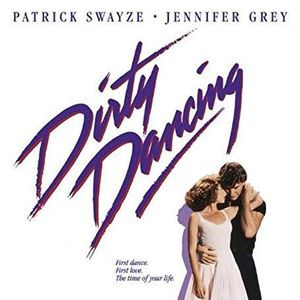 Dirty Dancing (1987) Official Banner  -
