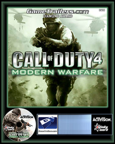Gamers - Call Of Duty4 Award