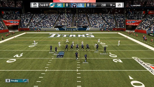 Madden 19 - Dolphins vs. Titans