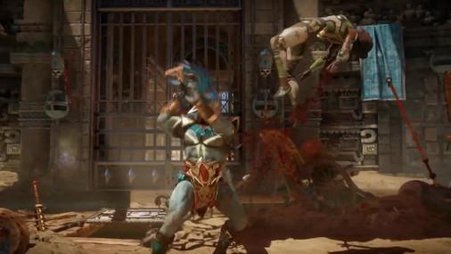 Mortal Kombat 11 Trailer