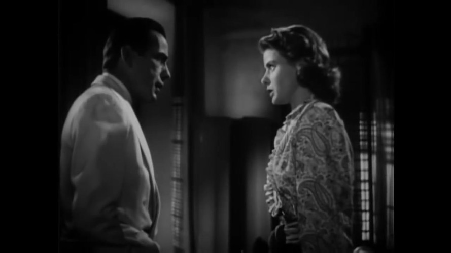 Casablanca (1942) Official Trailer - Hum