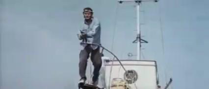 Jaws Official Trailer #1 - Richard Dreyf
