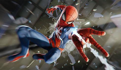 Spider-Man Gamer Banner HD