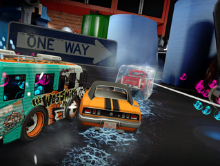 'TABLE TOP RACING: WORLD TOUR' ANNOUNCED FOR PC AND XBOXONE - UNDER STARTERS ORDERS FOR PS4!