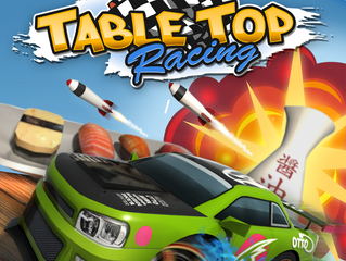 'Table Top Racing' on PlayStation Vita price permanently dropped 65% to an eye popping £1.99