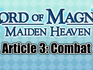 Lord Of Magna: Maiden Heaven - Update 3 new trailer and live stream...