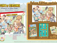 Begin your Adventure with the Deluxe Edition of STORY OF SEASONS: Pioneers of Olive Town for Nintend