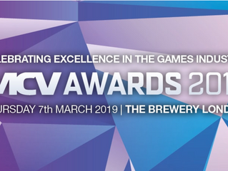 Decibel-PR nominated as a finalist for Best Boutique PR Agency of the Year in the MCV 2019 Awards!!