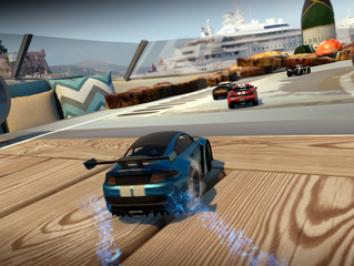 Table Top Racing: World Tour for XboxOne launches today! Trailer! B-roll! Codes available!