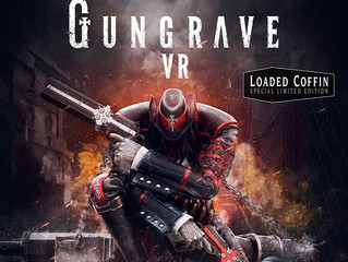 GUNGRAVE VR launches for PSVR today!