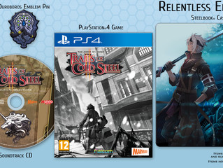 Return to the battlefield when The Legend of Heroes: Trails of Cold Steel II Launches 7th June 2019
