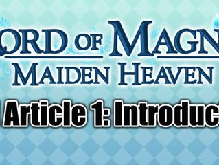 Lord Of Magna: Maiden Heaven - Update 1