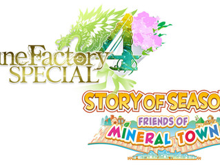 Rune Factory 4 Special and STORY OF SEASONS: Friends of Mineral Town head for PS4 and Xbox One