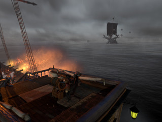 Evil Twin Artworks announce 15th April date for 'Man O' War: Corsair' Steam Early Access launch