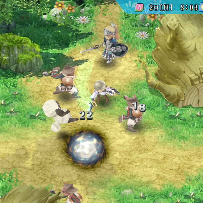 Rune Factory 4 Special - 01