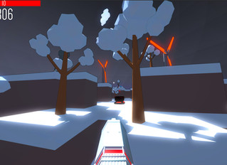 Intriguingly stylish, rogue-like shooter, 'POLYGOD' set for launch 17th August, 2018 on Nint
