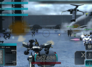 MECH BATTLE GAME 'ASSAULT GUNNERS HD EDITION' BLASTING ITS WAY TO PLAYSTATION®4 AND PC WORLD