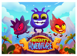Decibel-PR working with Pixel Trap on forthcoming iOS title 'Mighty Adventure'!