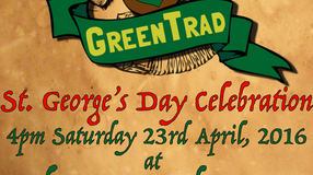 St. George's Day at The Star And Garter