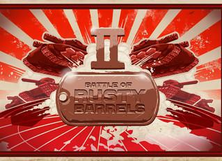 Epic community tournament: 'Battle of the Rusty Barrels' returns to Tanki Online!