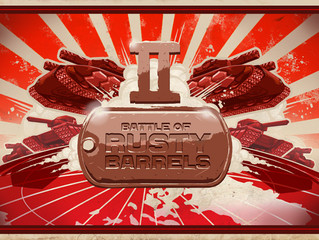 Epic community tournament: 'Battle of the Rusty Barrels' returns to Tanki Online!