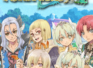 Marvelous announce 'Rune Factory 4' for Nintendo 3DS will launch in Europe on 11th December
