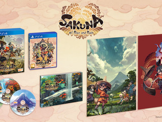 Sakuna: Of Rice and Ruin Limited Edition Launch Date and Details Announced for Nintendo Switch™ and