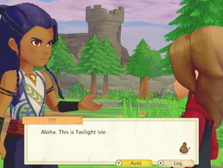 Explore Twilight Isle with the Fifth Expansion Pass Content for STORY OF SEASONS: Pioneers of Olive