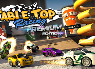 Happy Indie-pendence Day! Table Top Racing: Premium Edition out for iOS and Android today!