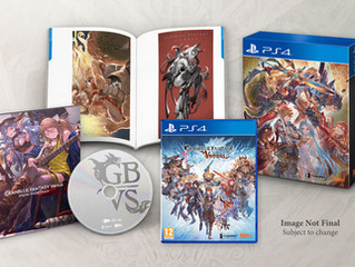 Granblue Fantasy: Versus Physical and Digital Limited Editions Announced for Western Release