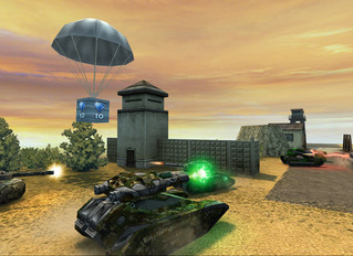 3D-Tank-Action Title 'Tanki Online' rolls out to conquer UK gamers internet browsers