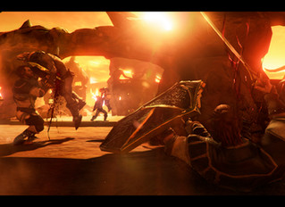 Decibel-PR working with 8Bit Studios on Unreal4 powered hack n' slash em up, 'Skara: The Blade Remai