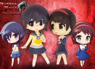 Corpse Party: Blood Drive confirmed for launch 20th October in UK, EU and Oz just in time to make Ha