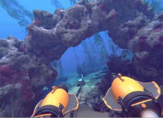 Curiscope launches Operation Apex: a VR marine adventure, in partnership with HTC Vive Studios