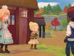 Be Swept Off Your Feet with the Second Expansion Pass Content for STORY OF SEASONS: Pioneers of Oliv